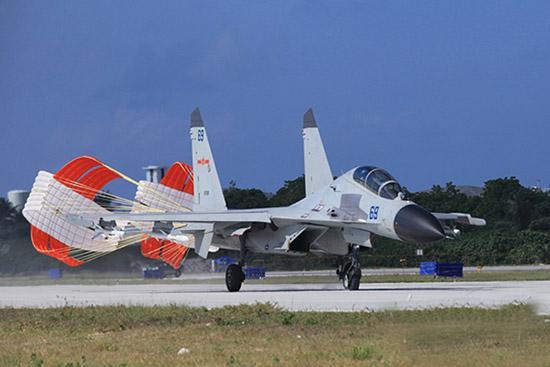 南海最新消息:中国南海舰队在南海举行实弹演练
