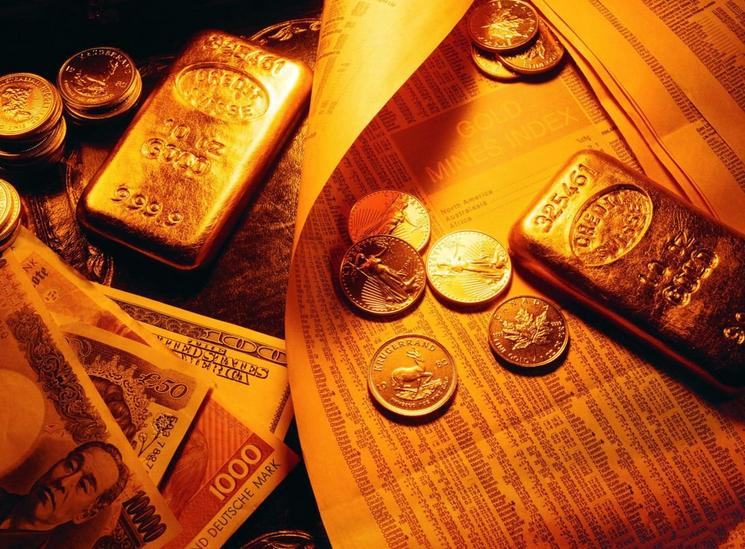 纸黄金价格回撤不破低 今日金价短多抓反弹