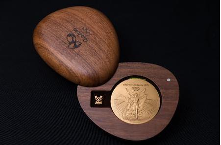 里约金牌含金6克:跟北京奥运会金牌的差距在哪?
