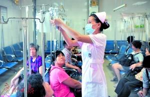 """广州2016医保""""门慢新政""""实施:就诊人次大幅提高"""