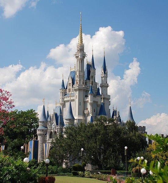 中国大陆首座迪士尼主题乐园 上海迪士尼乐园