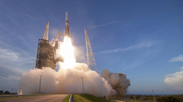 SpaceX再次被拒 欲为五角大楼发射最大间谍卫星