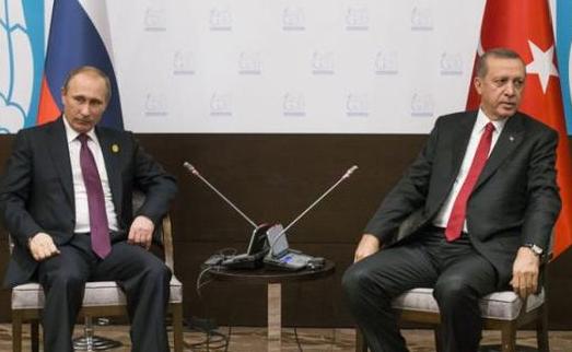 俄土总统圣彼得堡举行会晤 料有三重地区回响