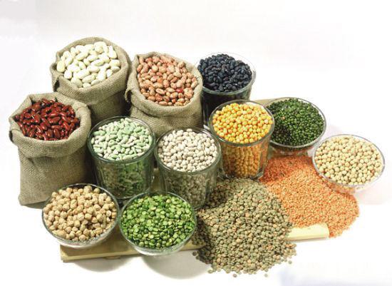 不同豆类不同营养功效 夏季吃的养生豆