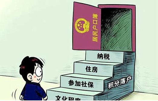2016年积分落户新政策:北京难度超上海 堪称史上最严
