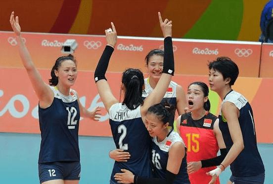 中国女排决战塞尔维亚 郎平中国女排强势冲击金牌