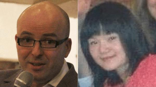 英男捅死中国妻子 76刀导致妻子刘欣欣当场死亡