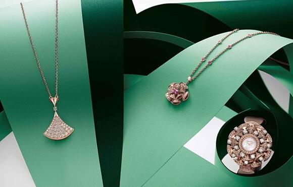 宝格丽发布全新Divas'Dream系列珠宝 向优雅女性致意