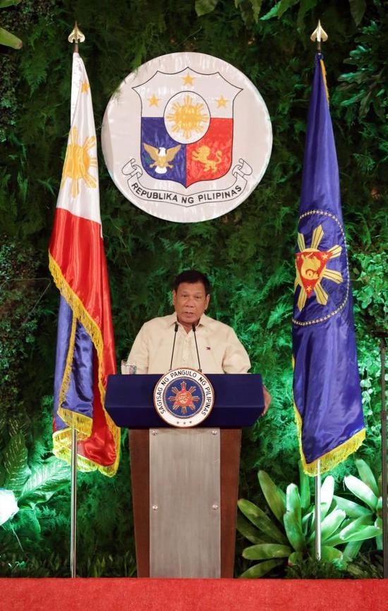 菲总统骂联合国秘书长潘基文:这是要逆天!