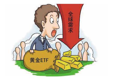 八大黄金ETF齐减仓 金价跌局已经开始