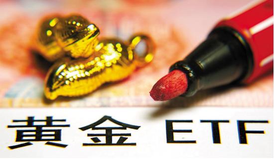 黄金ETF流量和金价之间的关系