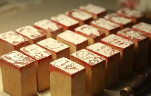以刀为笔 以木为纸:杭州刀客刻出了G20元首肖像印