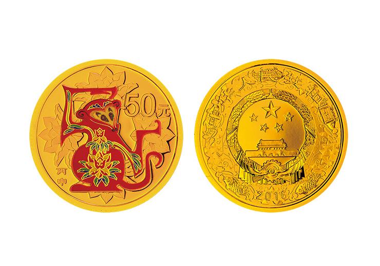 2016年哪种金币投资价值最高