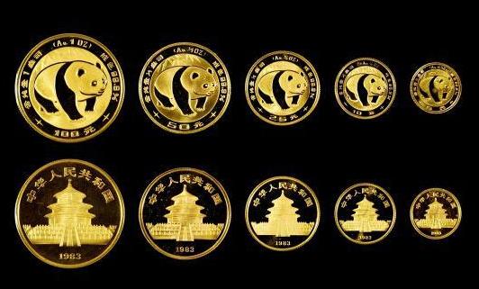 熊猫金币介绍