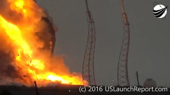 钢铁侠的火箭再次发生爆炸 问题火箭为什么爆炸!