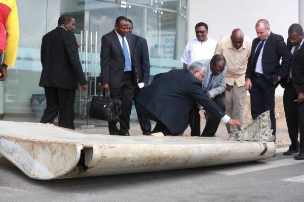 澳大利亚:坦桑尼亚飞机碎片确定系马航370残骸