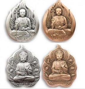 纪念章大铜章收藏异军突起 佛像纪念章成焦点