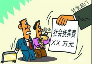 《北京市社会抚养费征收管理办法》公开征求意见