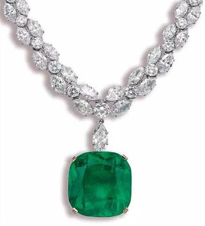 格拉夫顶级祖母绿珠宝项链将亮相香港保利秋拍