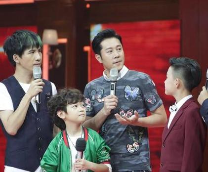 蔡国庆承认已婚 将带儿子加盟 爸爸去哪儿 第四季