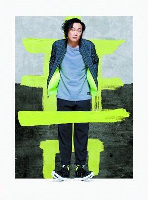 陈奕迅跨界玩设计 成全球拥有系列衣服的首位华人歌手