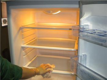 """五步还你一个""""新""""冰箱!"""