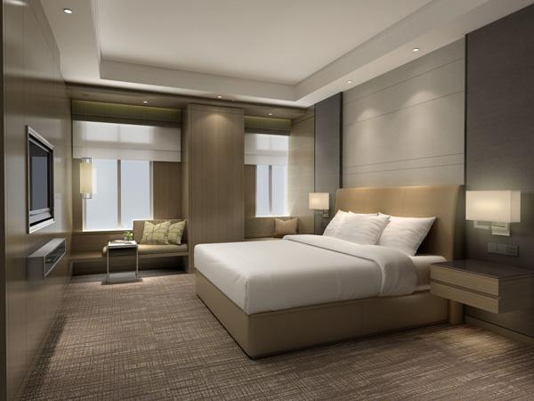 浙江新昌万怡酒店正式开业迎宾 拥有201间客房