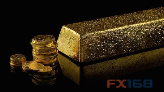 看着飙涨的油价 黄金多头只能望尘莫及