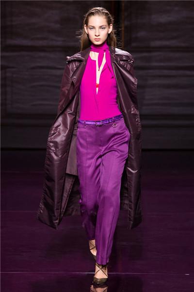 Nina Ricci服装品牌于巴黎时装周发布2017春夏系列