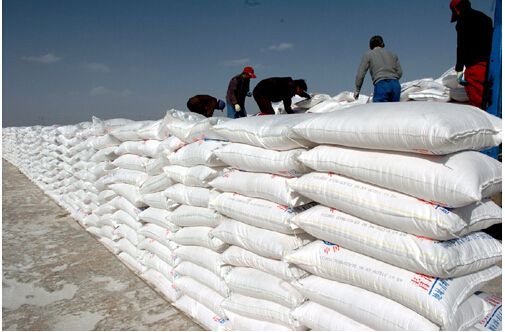 统计局:8月份共生产化肥608.14万吨 同比下降13.7%
