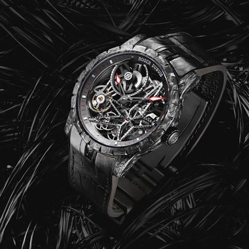 优雅精微 罗杰杜彼推出全新Excalibur王者系列腕表
