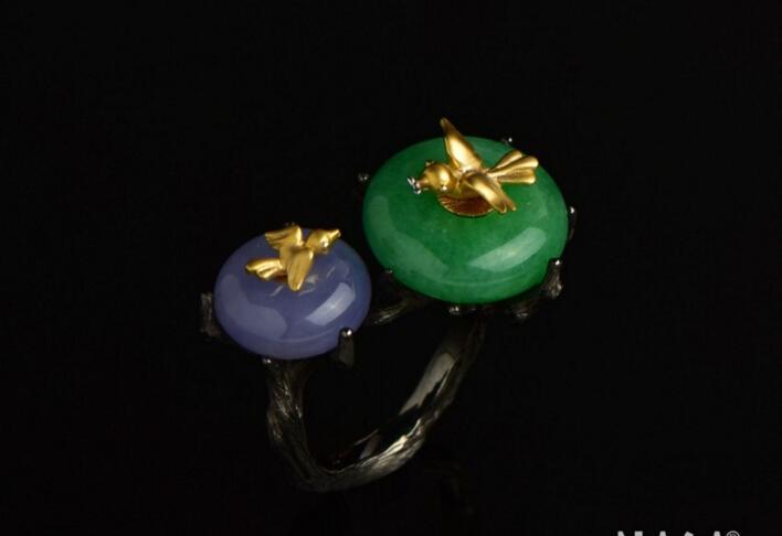 奈莎珠宝全新镶嵌系列 古典文化与创意设计的完美结合