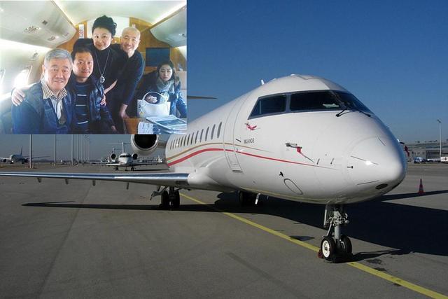 """赵本山私人飞机""""本山号""""总造价2亿 停机费1夜2万"""