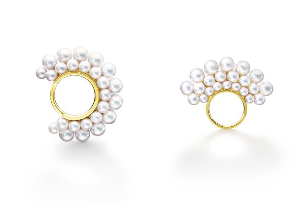 M/G TASAKI Intensity主题系列珠宝散发迷人艺术气息