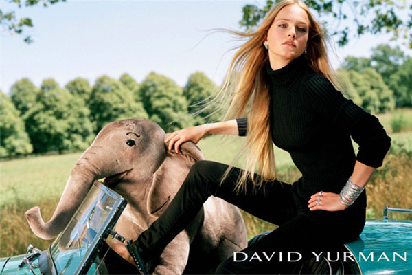David Yurman珠宝品牌释出首支节日系列广告大片