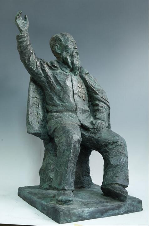 焕然有章——刘焕章雕塑艺术展作品欣赏