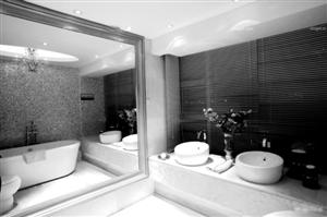 巧选浴室镜 提升空间格调