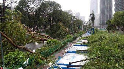 厦门台风最新消息2016 海马来袭家庭财产保险要get到