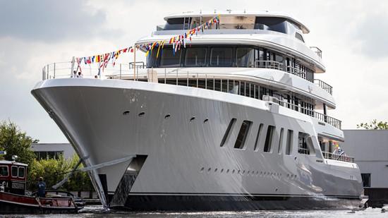 盘点六艘低噪音游艇 低调的奢华尽享美好生活