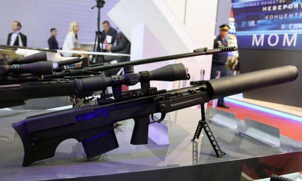外媒称俄军订购迷你狙击炮 一击摧毁装甲车