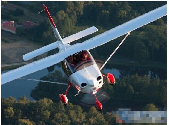泰克南P2010进驻中国 开启飞机驾照培训新时代