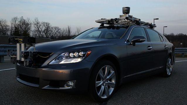 丰田为何没有加入无人驾驶风潮 称优先级是减少交通事故