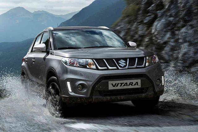铃木名车品牌改款维特拉外观配置提升 国产有望同步