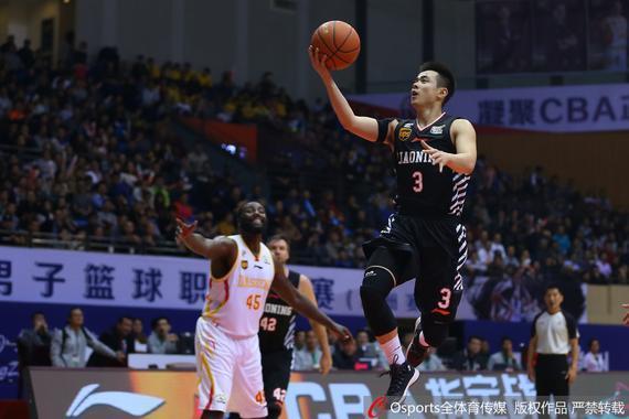 篮球杂志专栏:赵继伟——为大场面而生