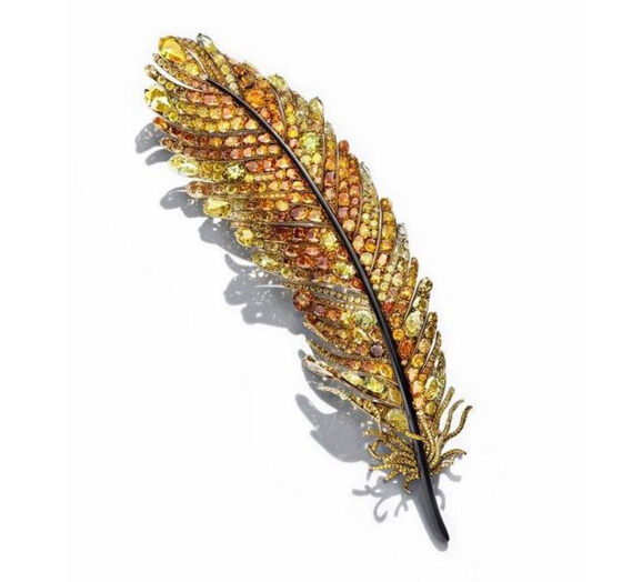 Cindy Chao推出新一季高级珠宝系列 延续自然元素主题