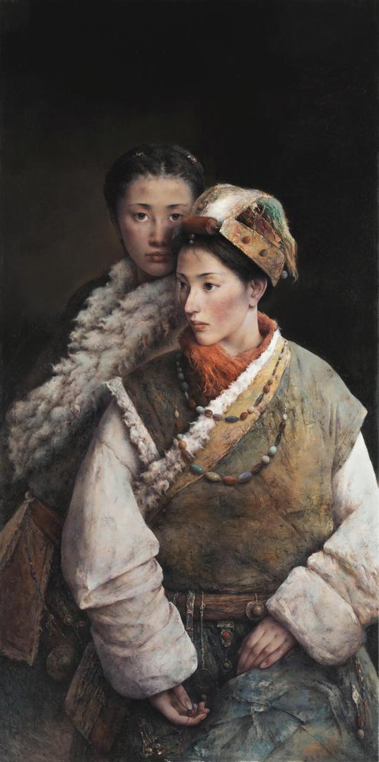 殊途同归 - 唐伟民&顾天龙联双个展作品欣赏