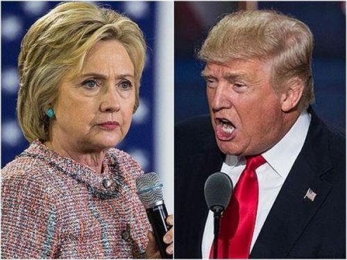 美国大选2016最新消息:希拉里特朗普隔空交锋 谁主沉浮?