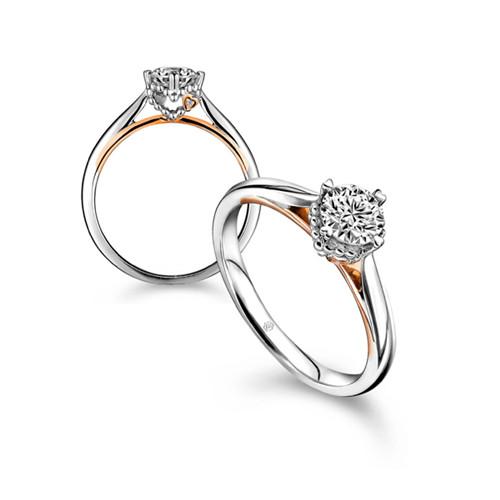 六福珠宝品牌推出2016「爱很美」系列新品