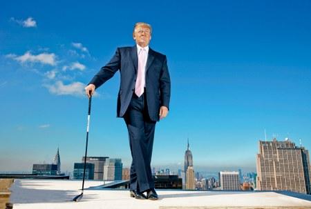 特朗普当选美国总统吓坏金融市场 美国三大股指期货暴跌