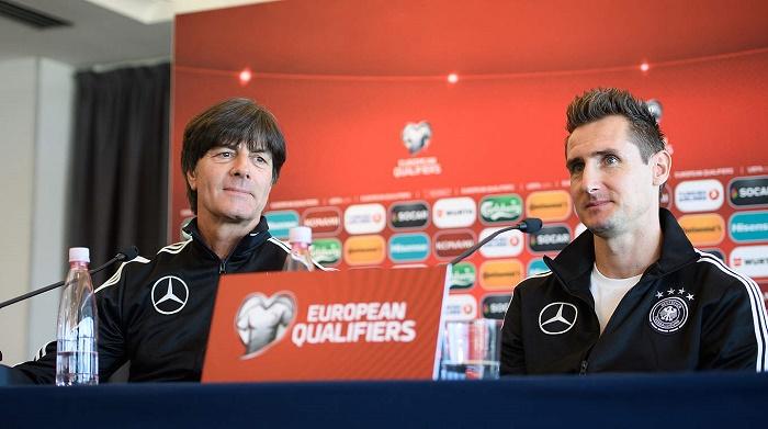 勒夫:小将会获得机会 克洛泽会给德国队带来帮助